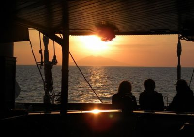 Art-Afloat Sunset View